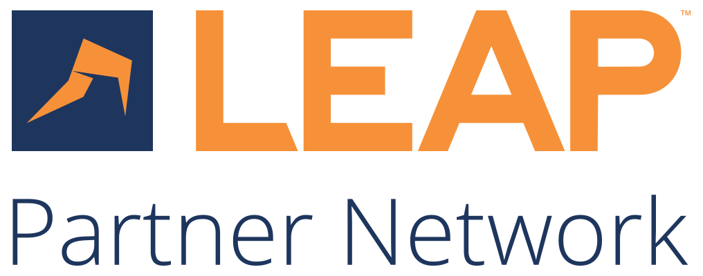 leap partner network logo